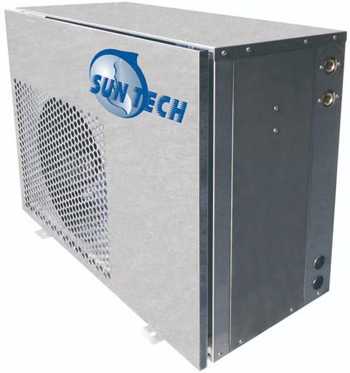 Máy nước nóng trung tâm cho gia đình - Bơm nhiệt SunTech - 217777